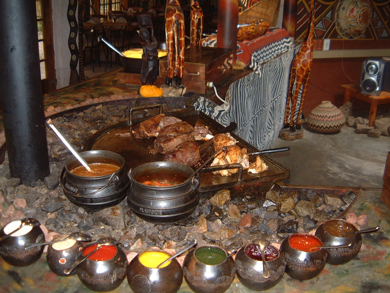 African cuisine and culture